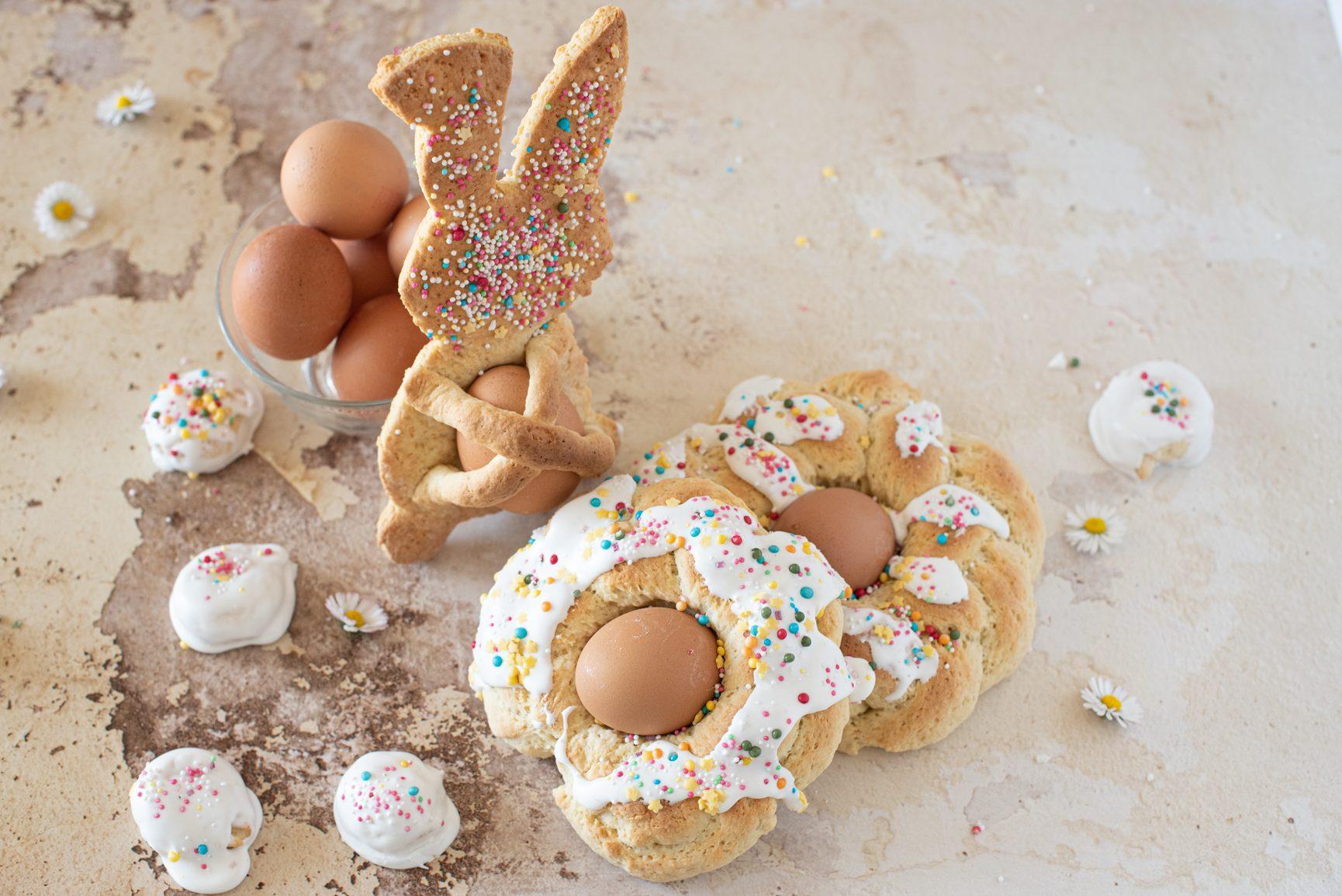 Scarcelle pugliesi: la ricetta dei bellissimi dolci tipici pasquali