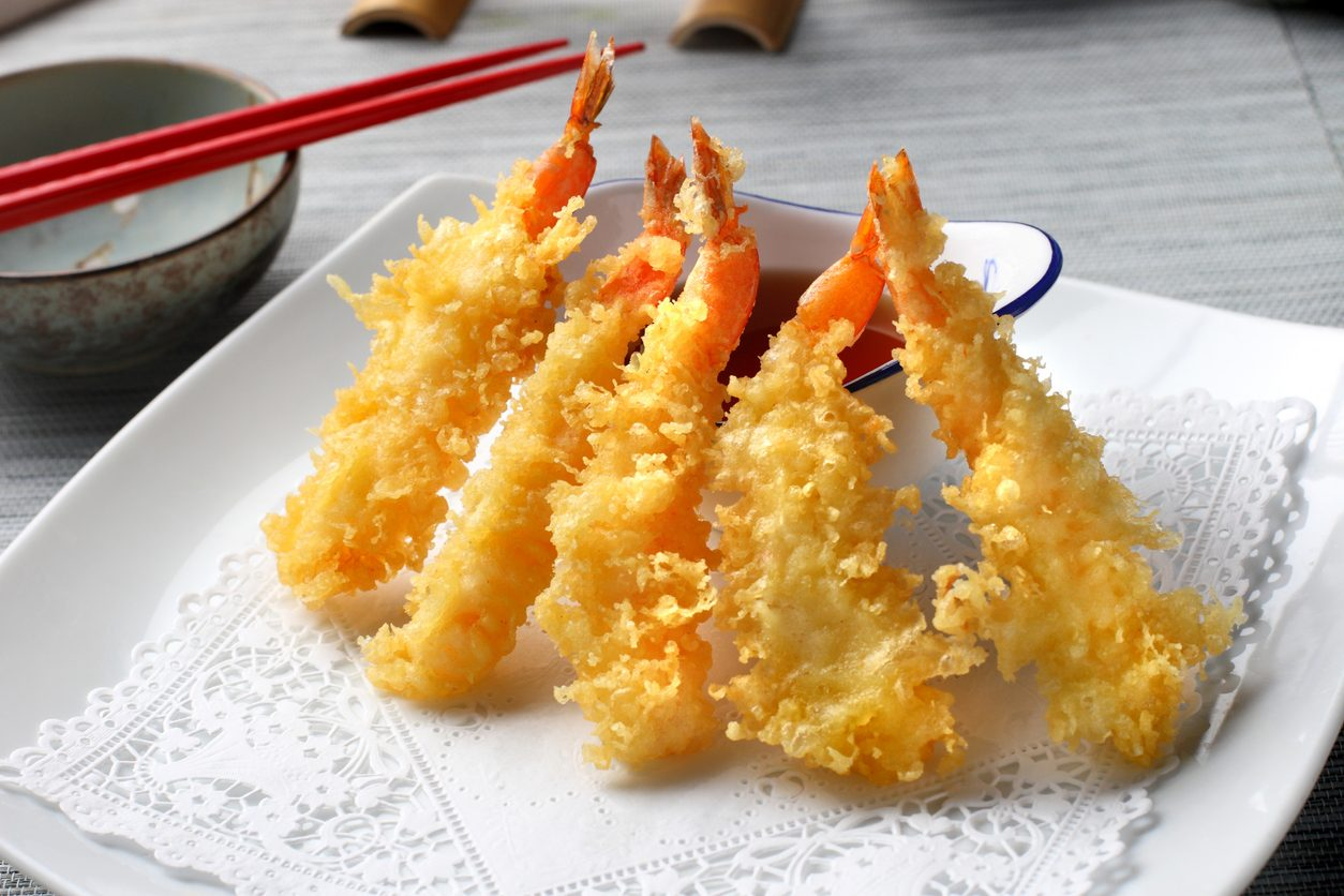 Come fare la tempura: trucchi e segreti per farla perfetta