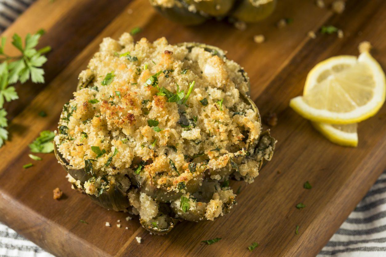 Carciofi alla siciliana: la ricetta del piatto semplice tipico della cucina contadina