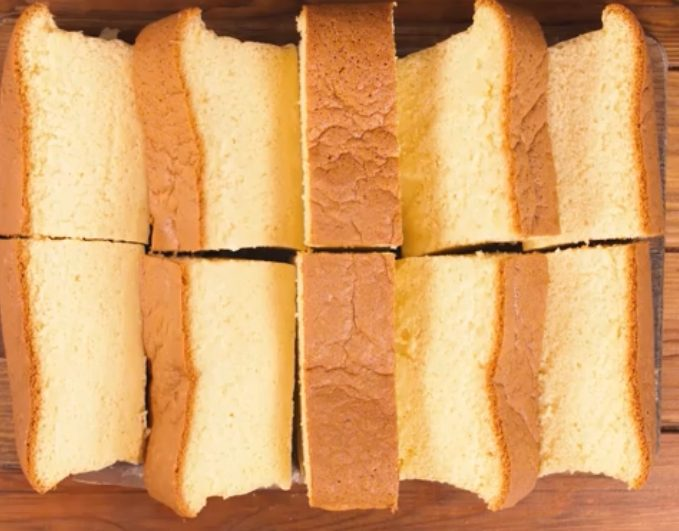 Castella cake: la ricetta del pan di Spagna giapponese soffice e compatto