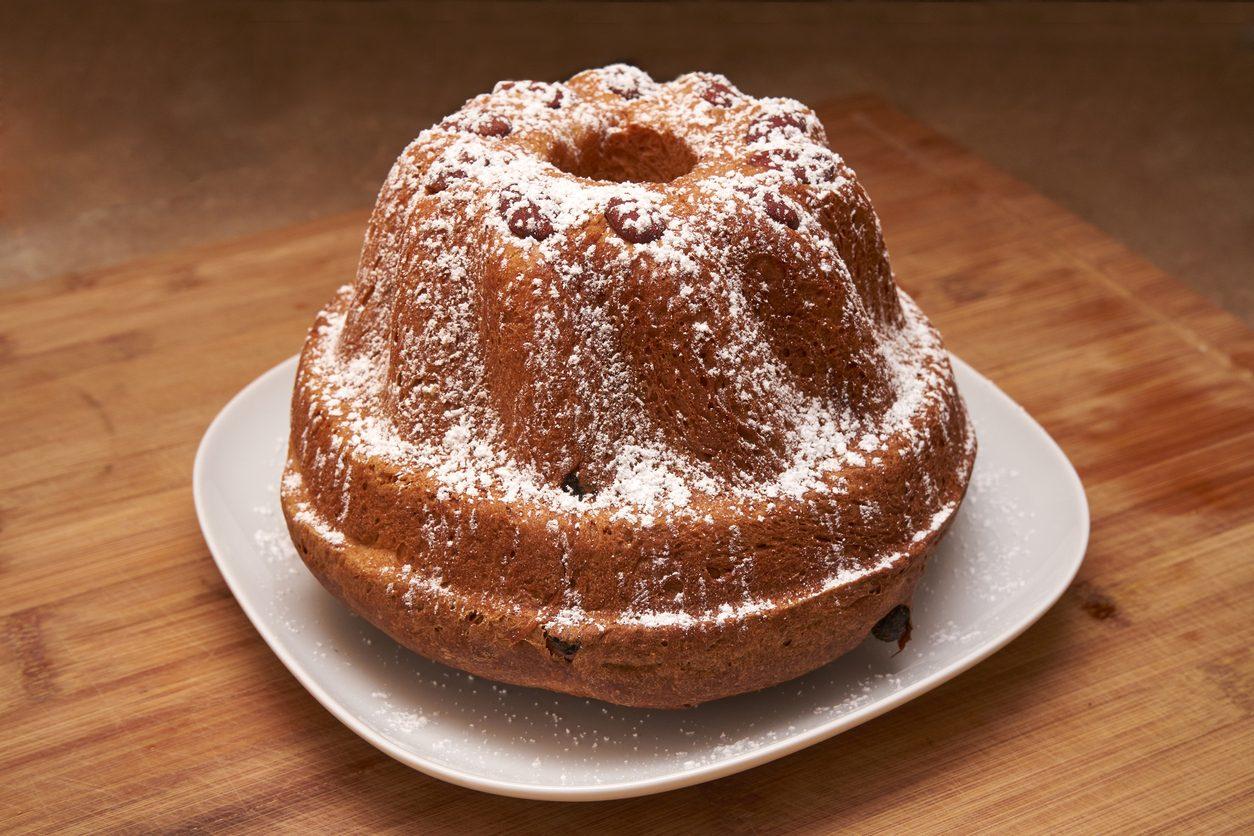Kugelhopf a lievitazione naturale: la ricetta del dolce soffice con lievito madre