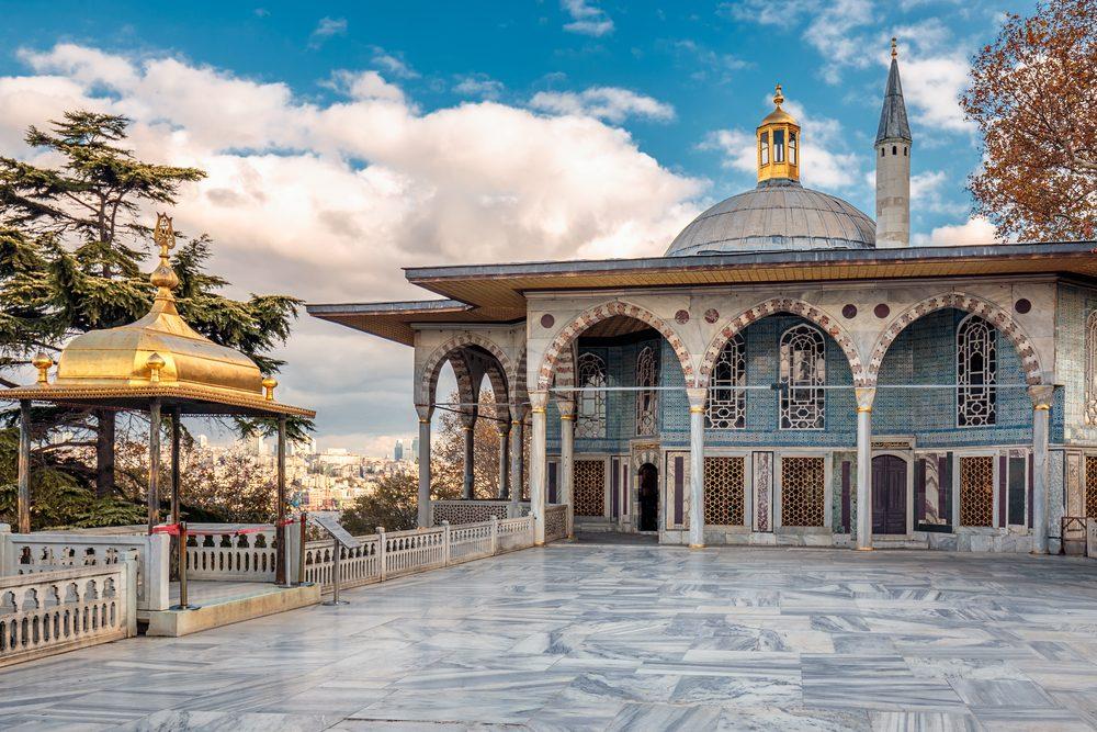Palazzo Topkapi: storia della Baklava