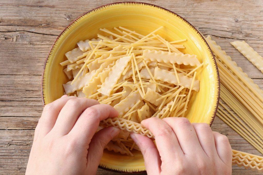Ricetta pastiera di pasta