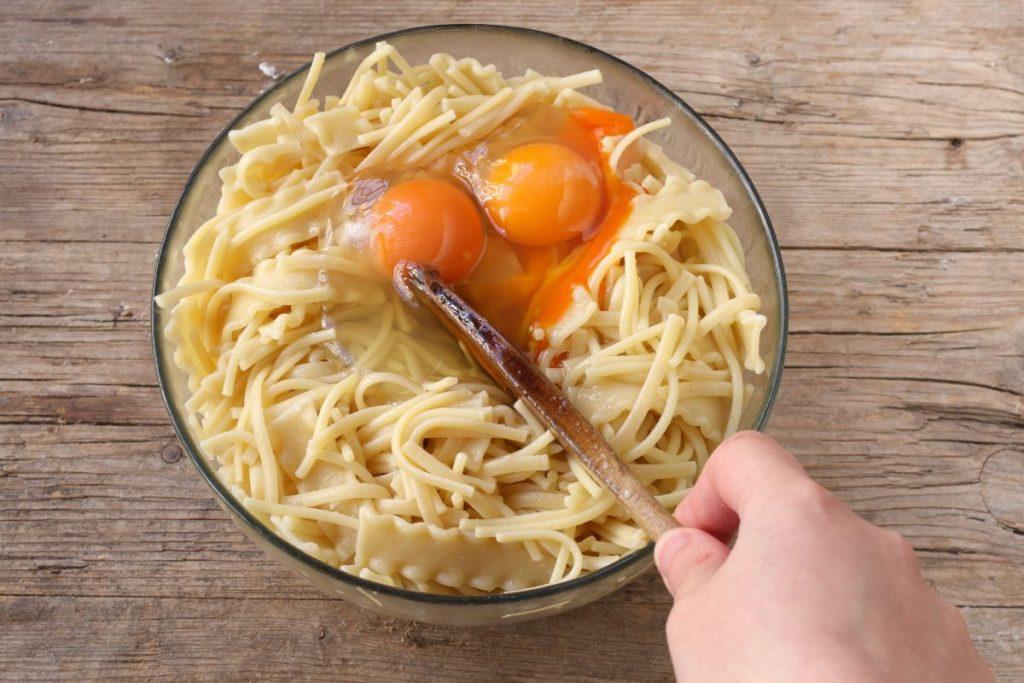 Uova nella pasta