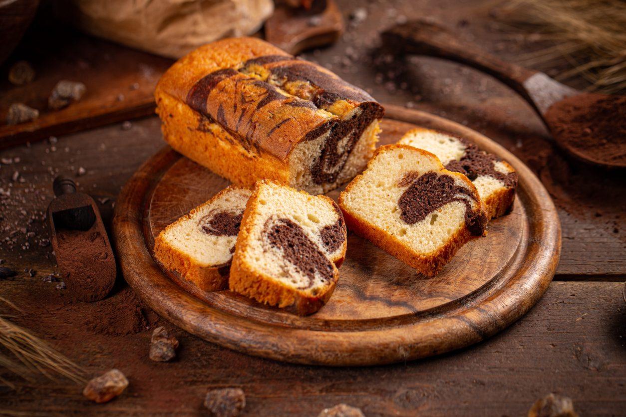Plumcake bicolore: la ricetta del dolce soffice e squisito, ideale a colazione e merenda