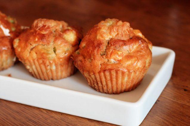 Ricette di Pasqua, i muffin di casatiello