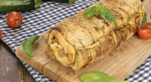 Rotolo di zucchine e tonno: la ricetta dell'antipasto facile e sfizioso