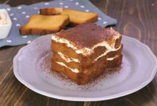 Tiramisù con fette biscottate: la ricetta light del fit tiramisù con yogurt