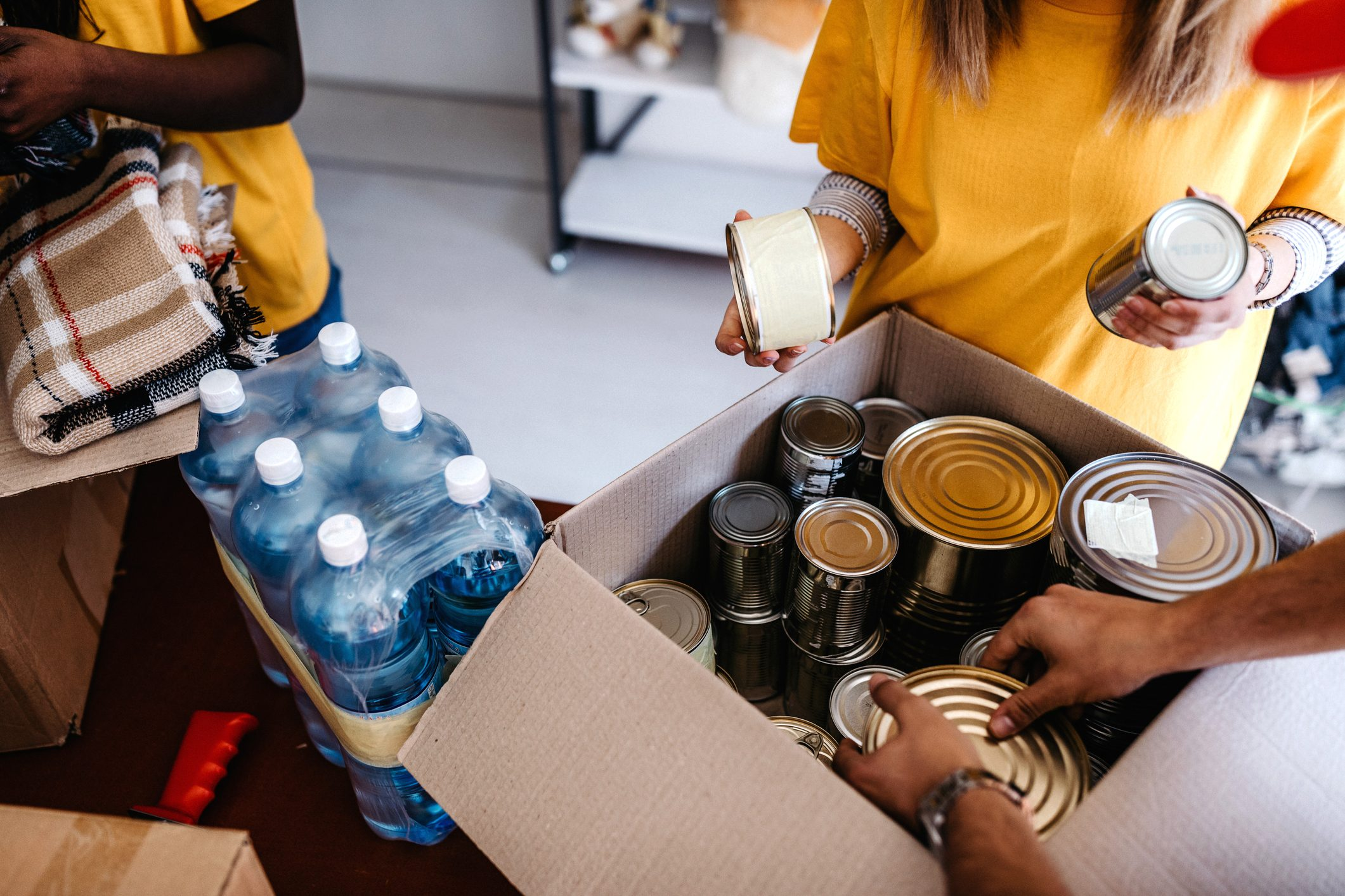L'Italia lancia la Coalition for Food: salvare i Paesi poveri dalla crisi post emergenza