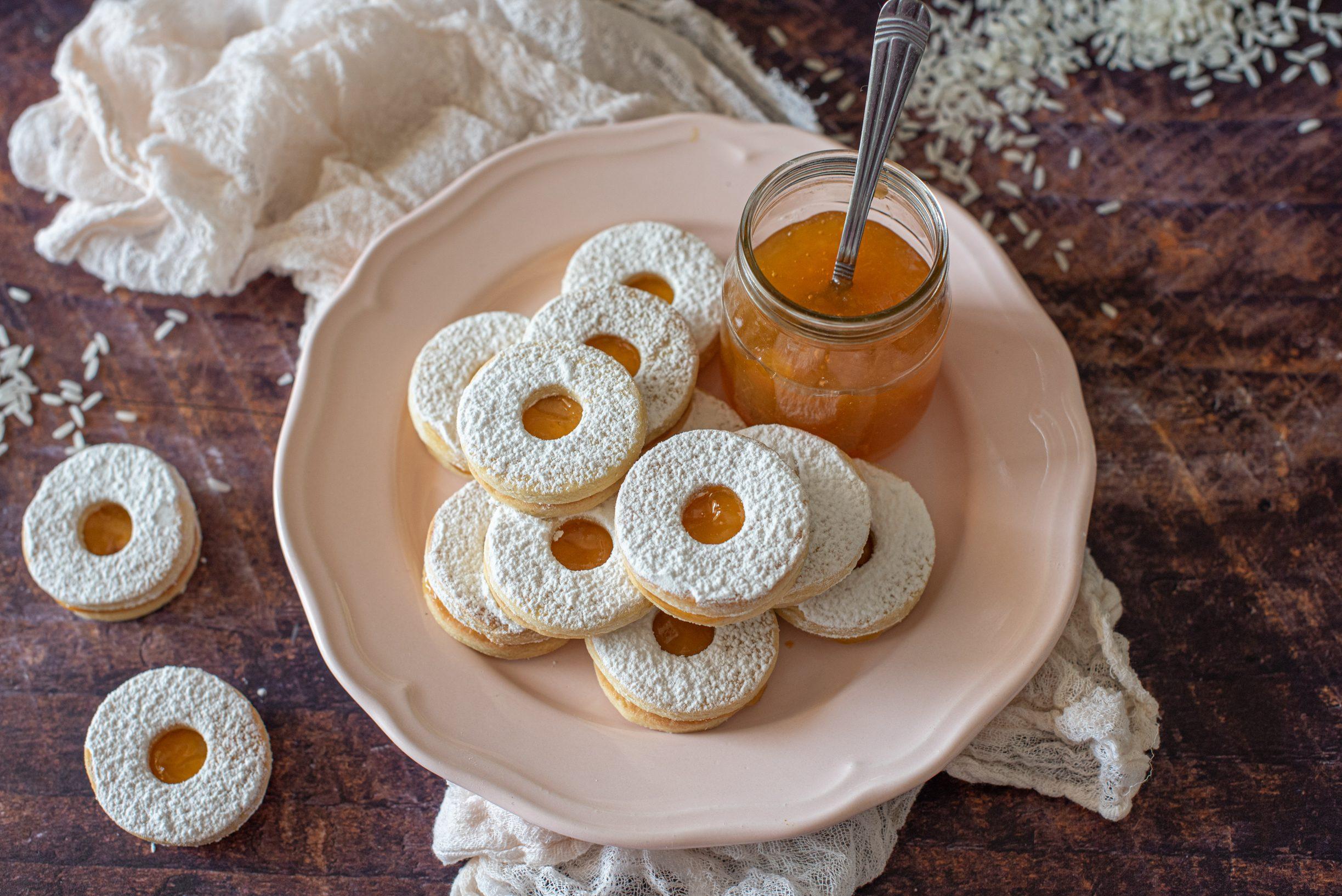 Biscotti con farina di riso: la ricetta golosa e leggera, perfetta per la colazione