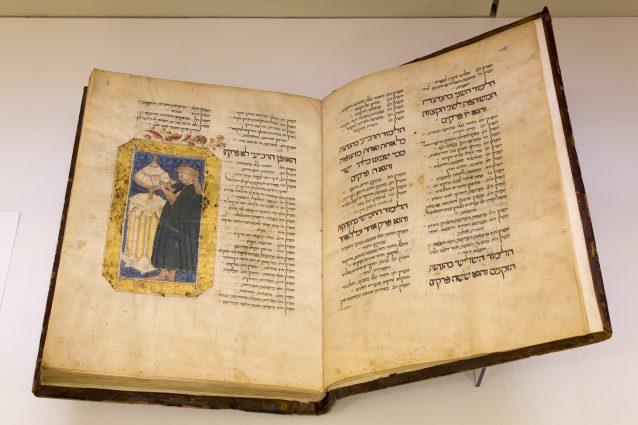Il Codice di medicina di Avicenna custodito all'Università di Bologna