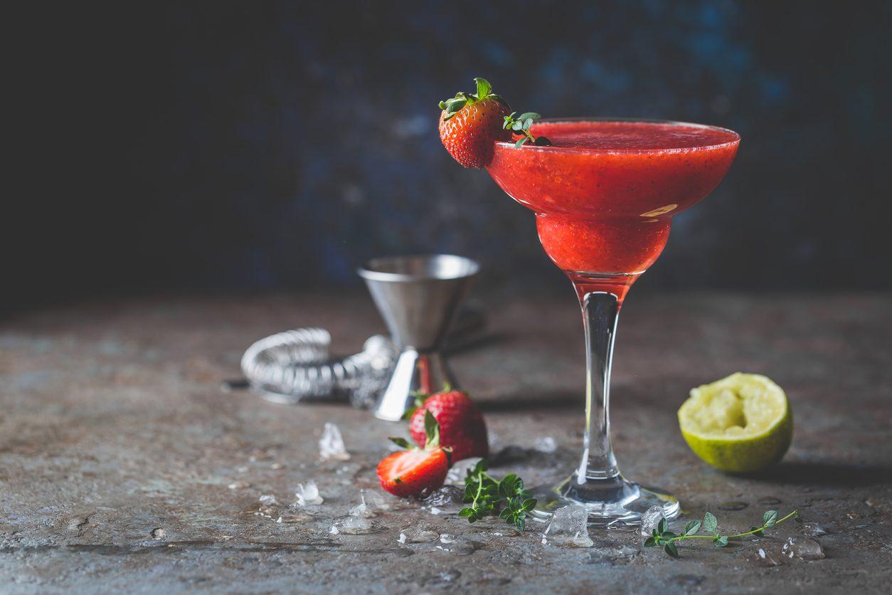 Daiquiri alla fragola: la ricetta, dosi e ingredienti per preparare lo Strawberry Daiquiri