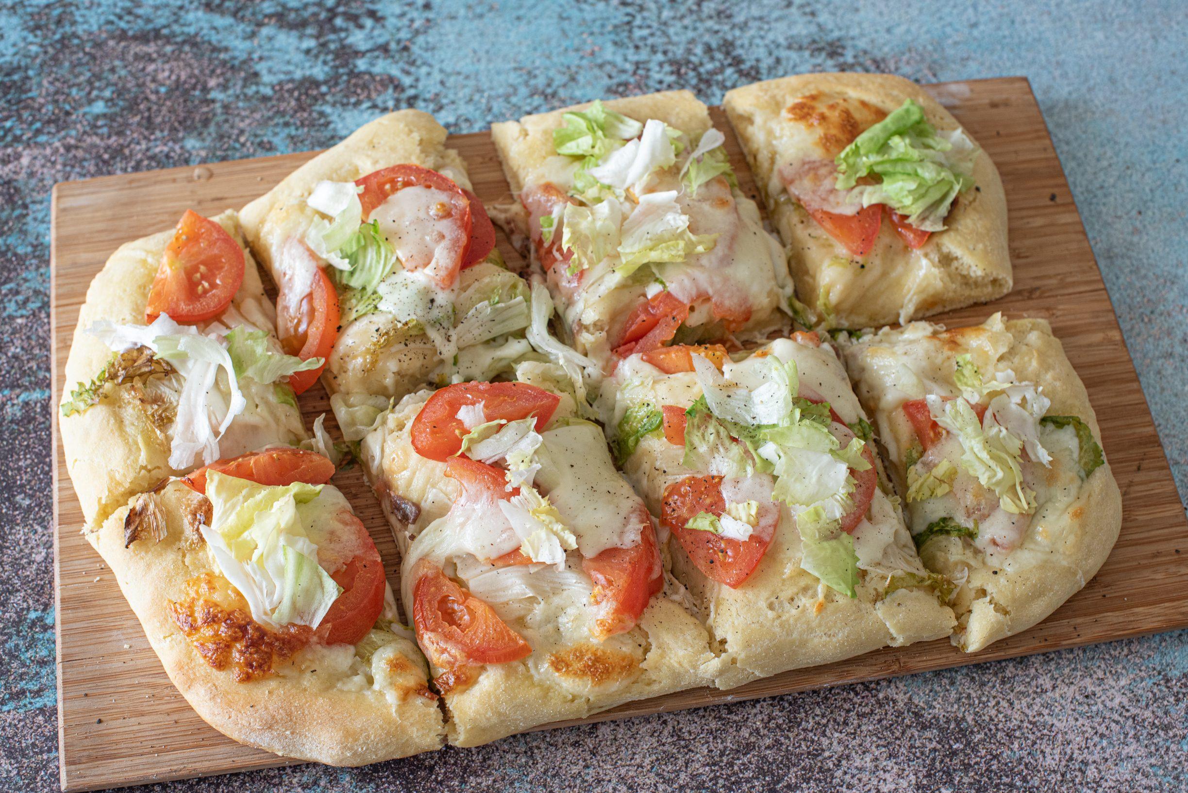 Focaccia messinese: la ricetta della focaccia tipica siciliana saporita e fragrante