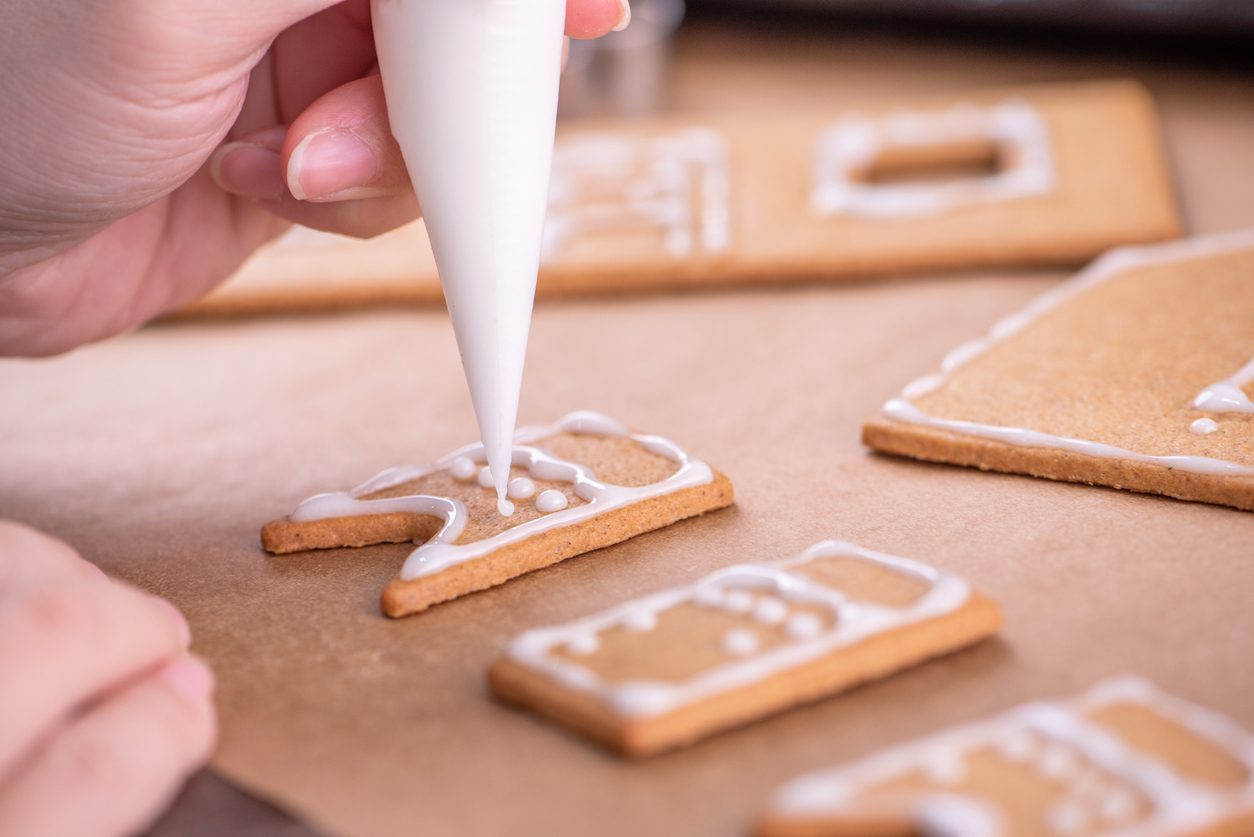Come fare una sac à poche con la carta forno