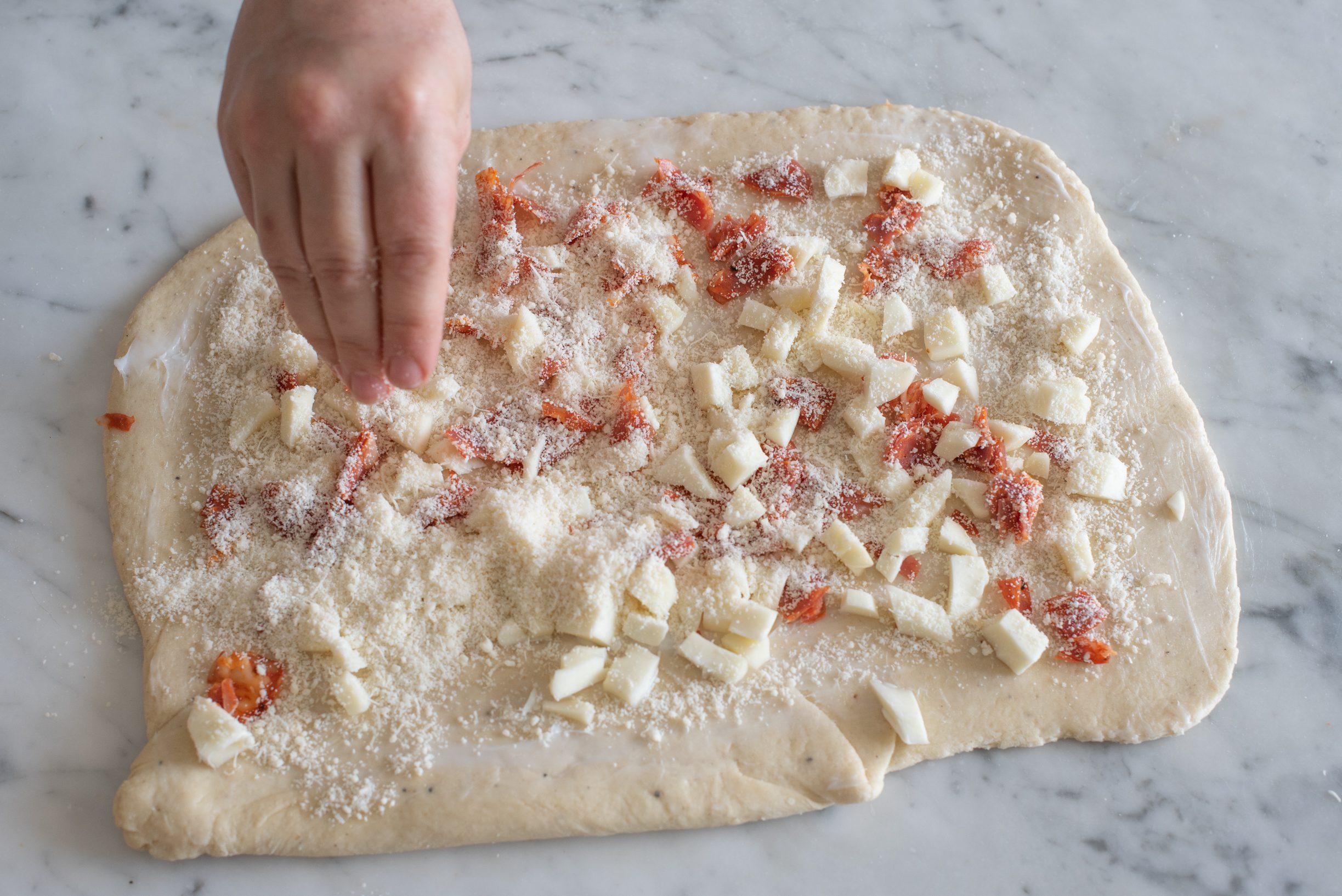 Mini casatielli: la ricetta napoletana versione mignon
