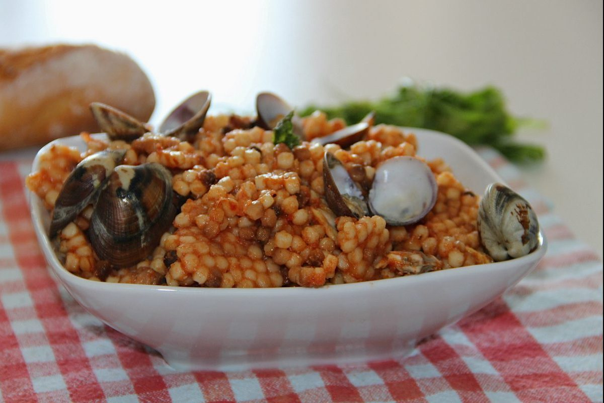 piatti cucina sarda: fregola