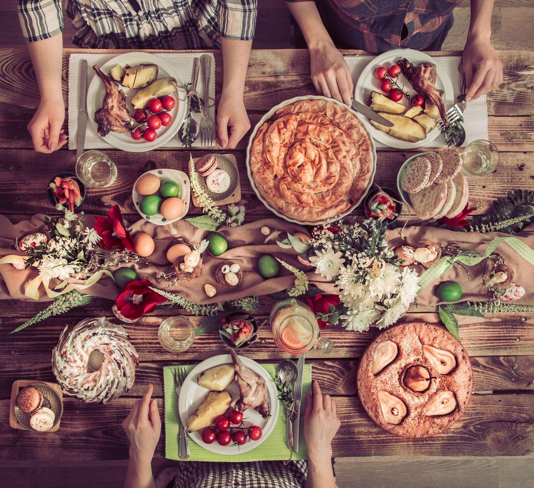 Ricette per il pranzo di Pasqua: 13 idee creative e facili da realizzare