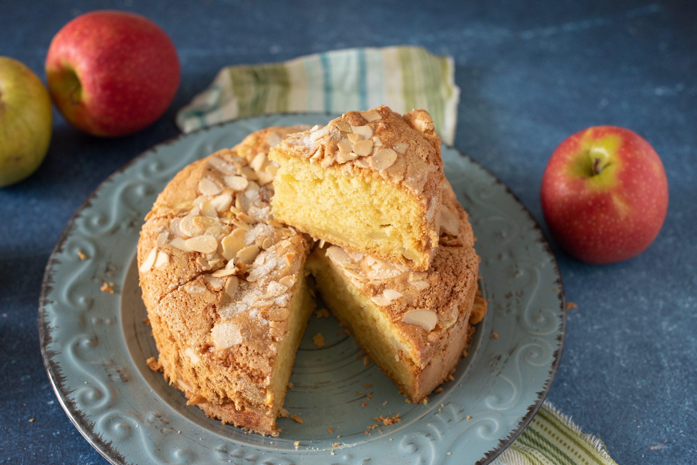 Torta di mele 3x9