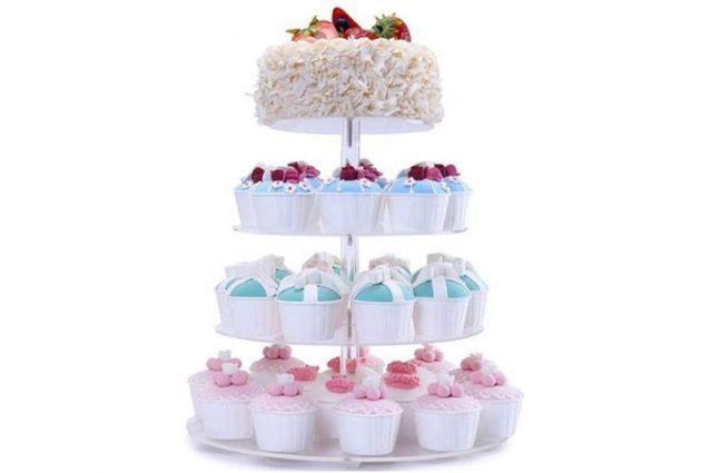 10 alzatine per dolci ideali per servire torte e ...