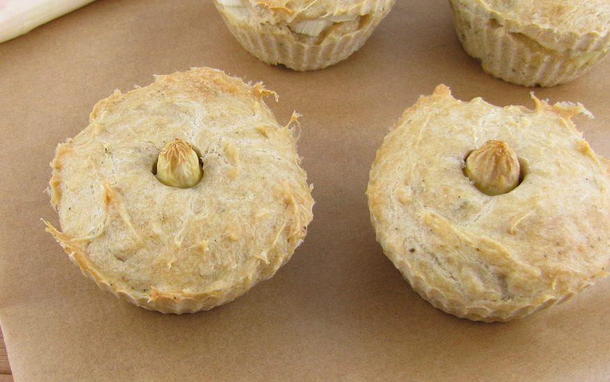 Muffin agli asparagi: la ricetta dell'antipasto primaverile soffice e gustoso