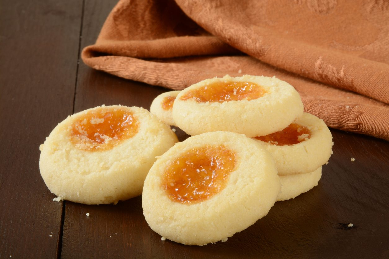Ovis mollis: la ricetta dei biscotti con frolla friabile e tuorli sodi