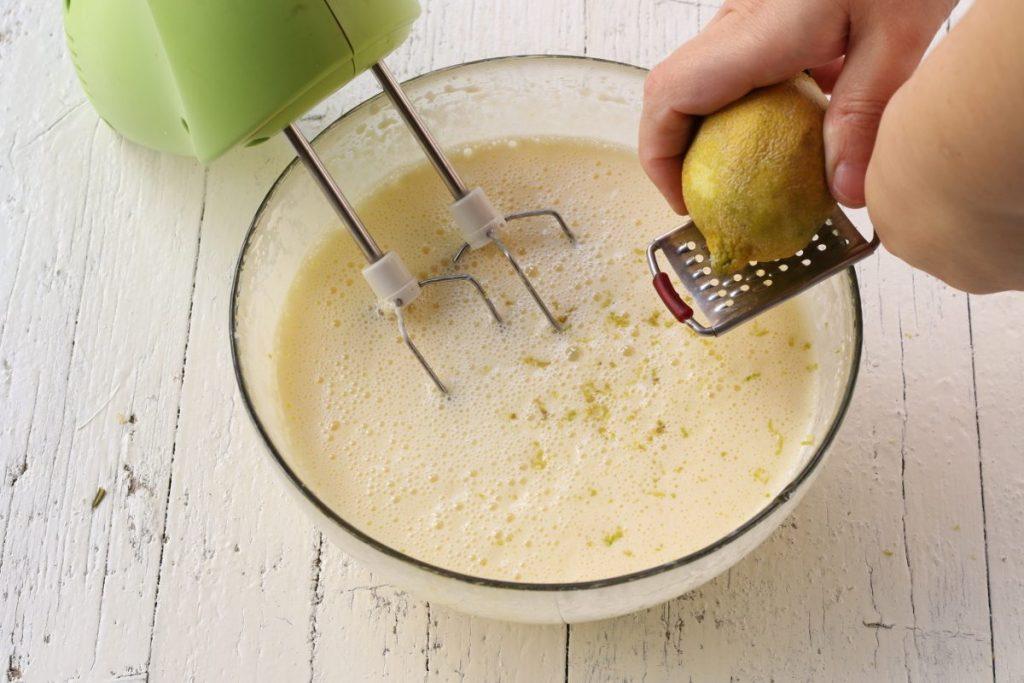 zeste di limone