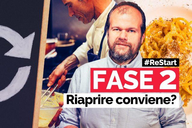 """Alessandro Roscioli: """"Saltare la fase 2? Sì, se serve a tutelare i dipendenti"""""""