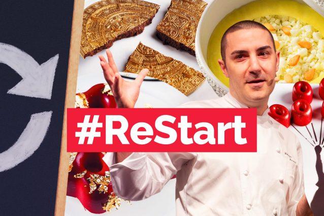 Via il menu, più libertà, meno sprechi: parla Fabrizio Fiorani, miglior pasticciere d'Asia