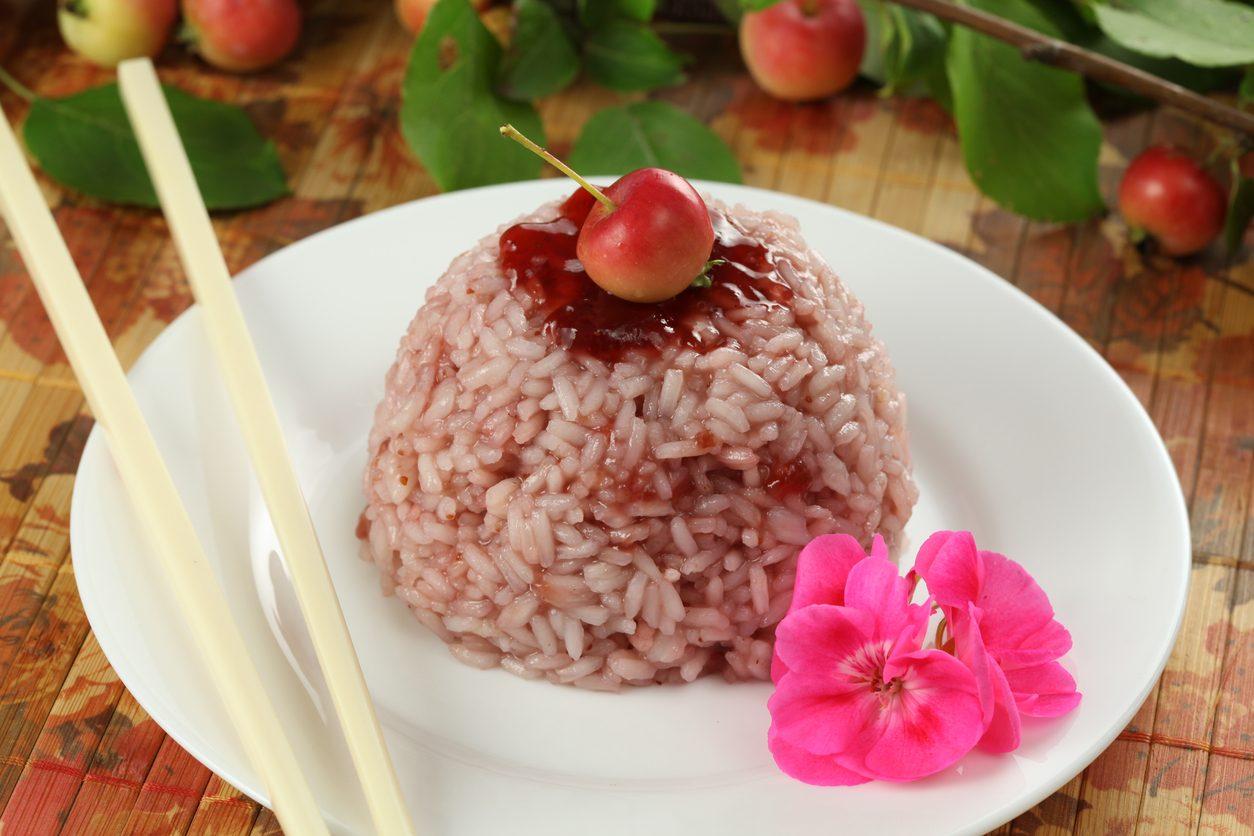 Risotto alle ciliegie: la ricetta del primo piatto particolare e gustoso