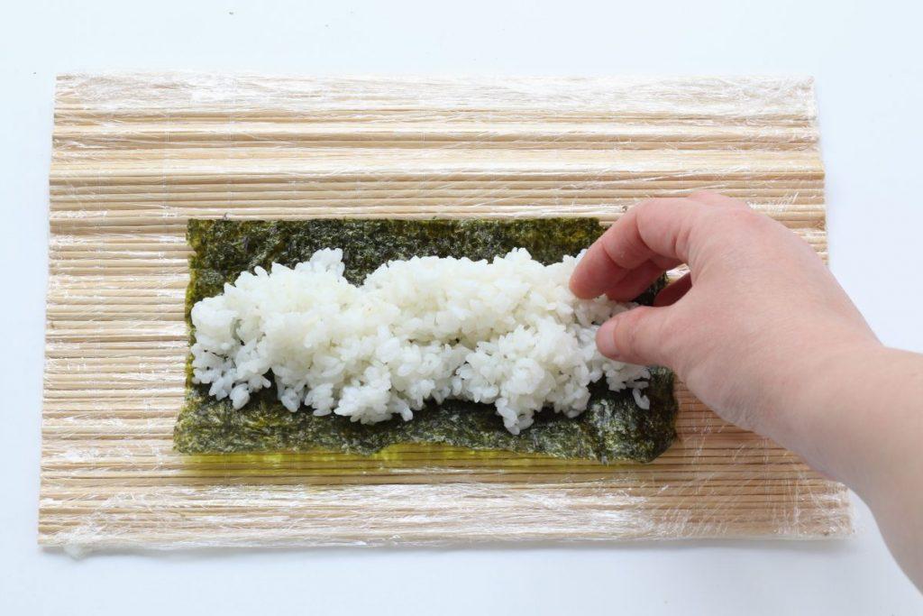 formatura sushi