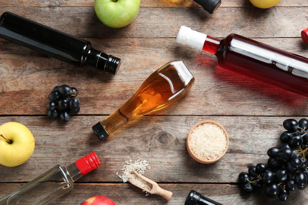 Aceto, le varietà principali e come usarle in cucina