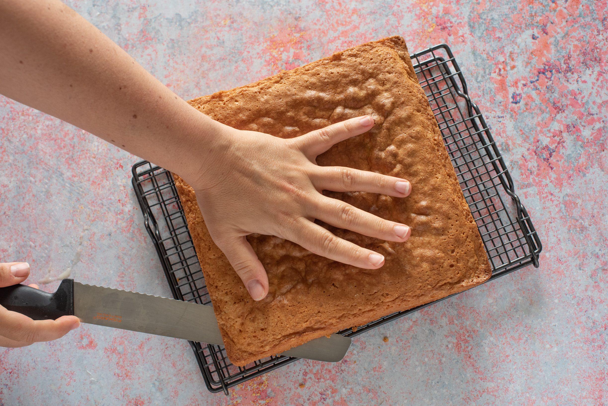 barrette torta paradiso