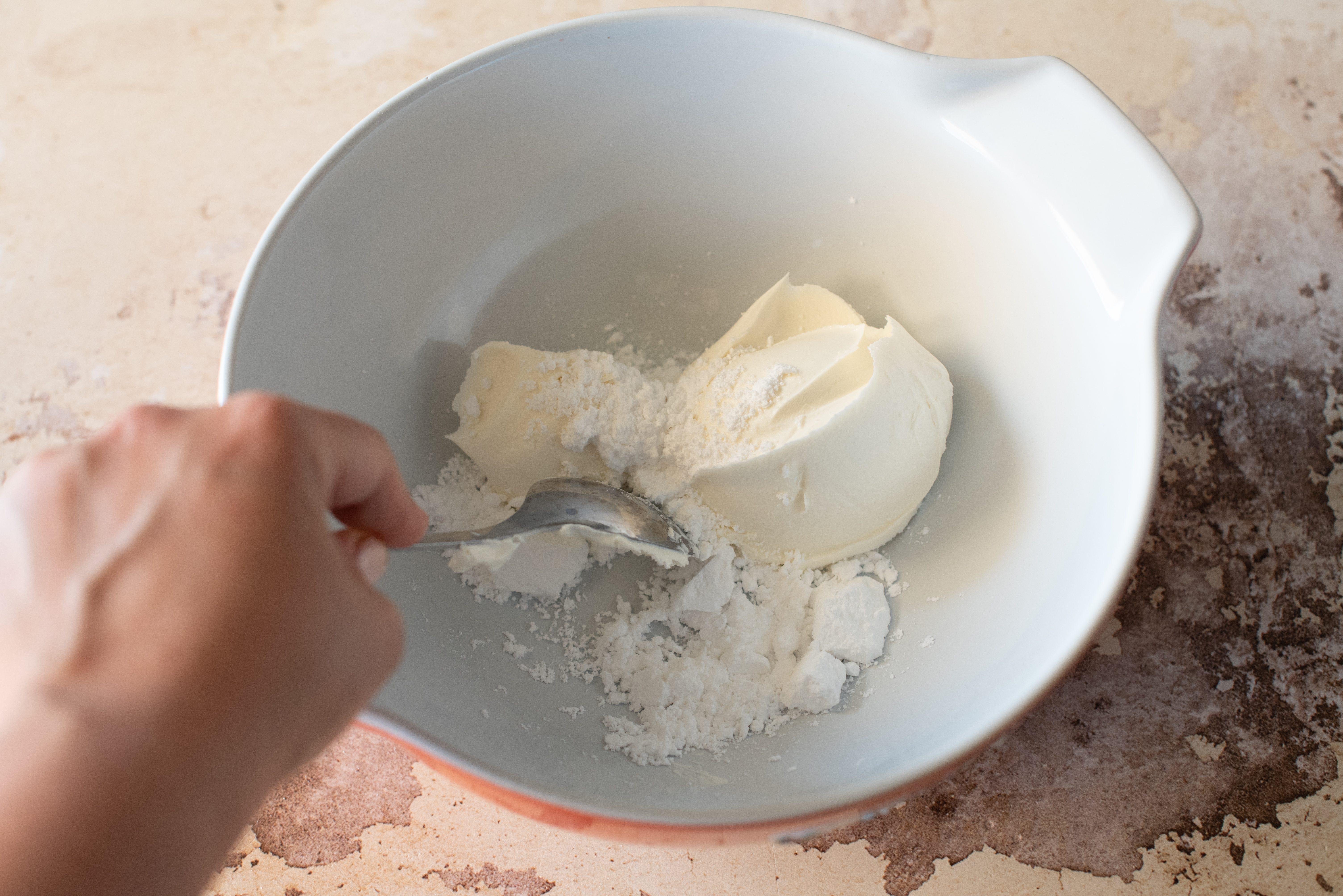Crema caffè e mascarpone, ammorbidire il mascarpone