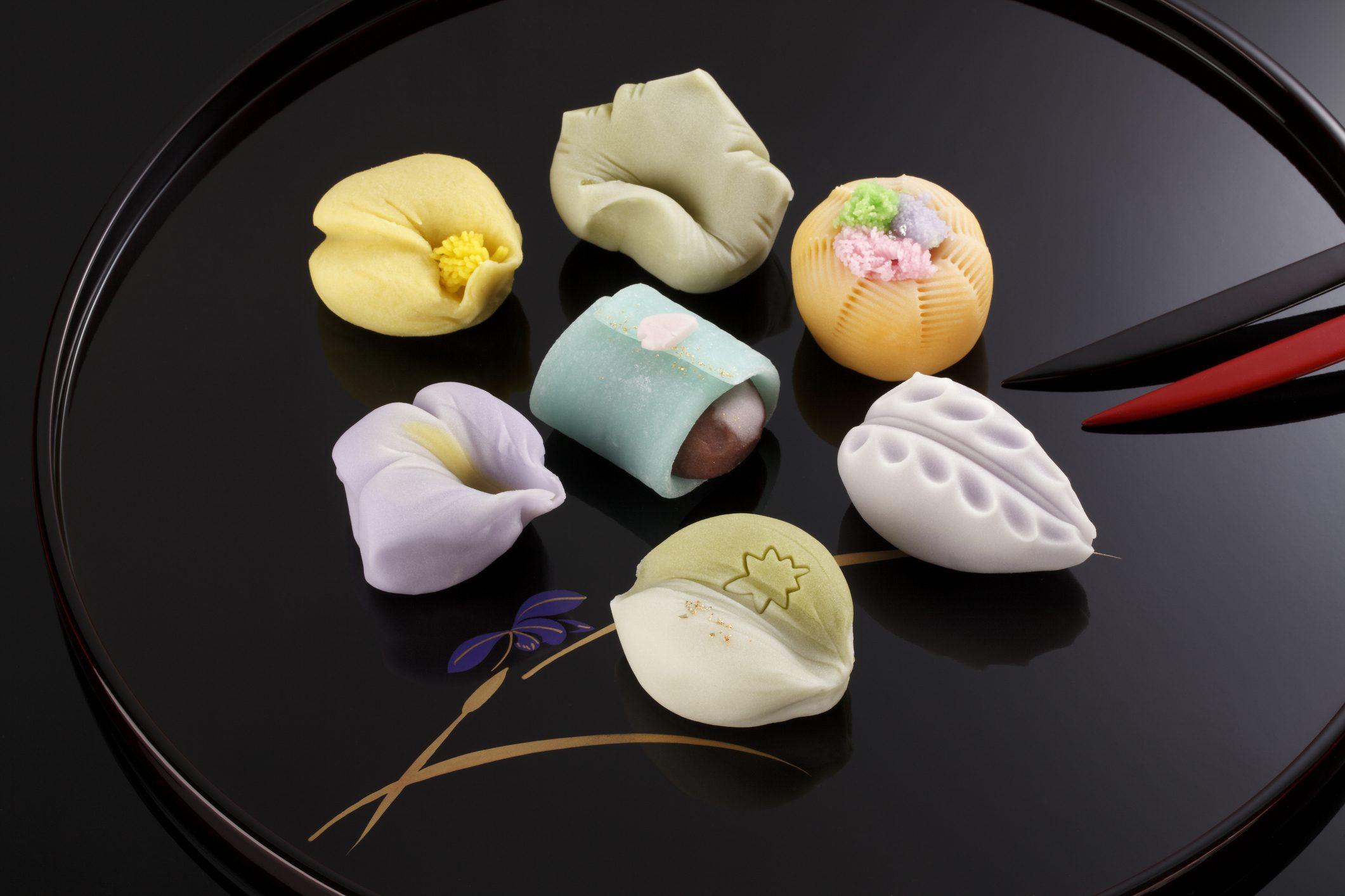 La pasticceria in Giappone: la cultura del Wagashi, la loro storia e i 12 dolci più buoni