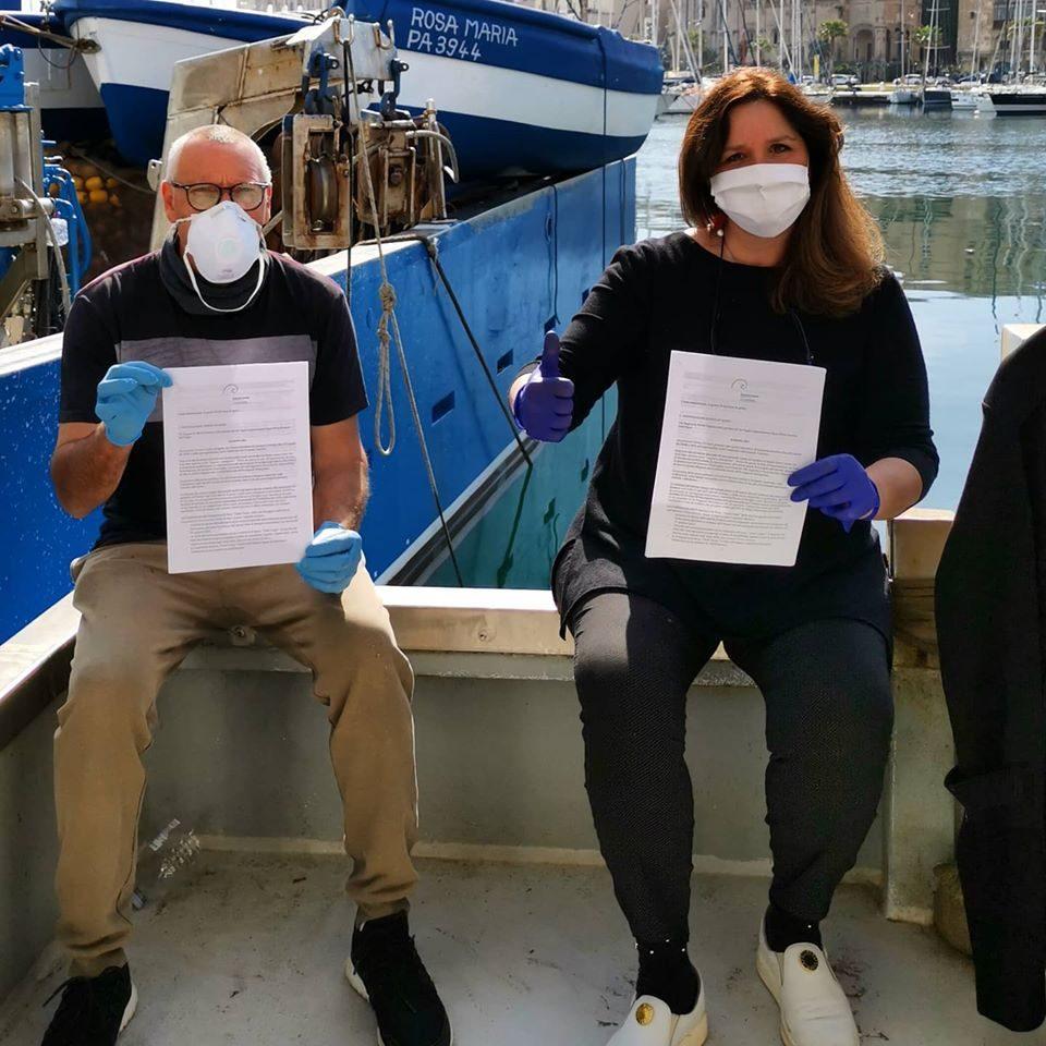 Donne di Mare, l'associazione che salva i piccoli pescatori palermitani con il delivery