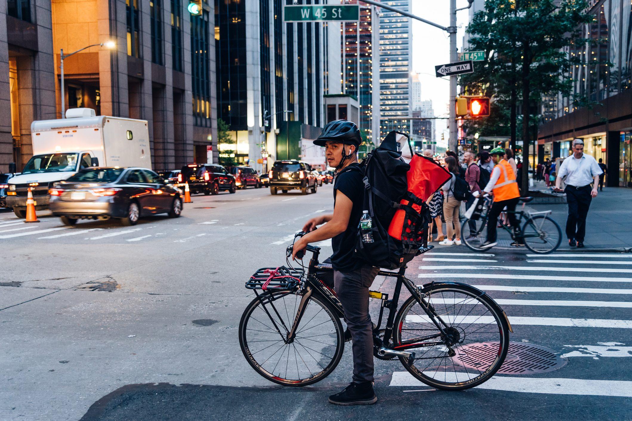 New York impone un tetto massimo per le commissioni alle app di delivery