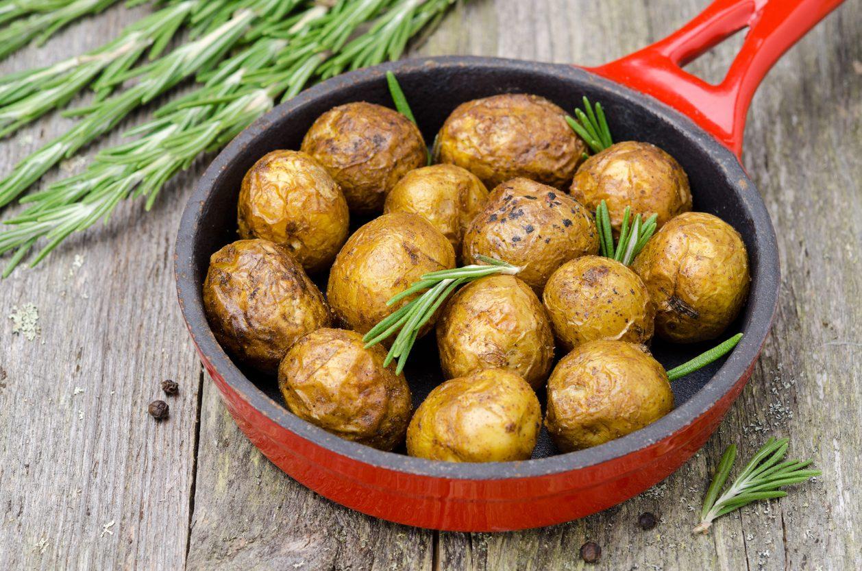 Ricette con patate novelle