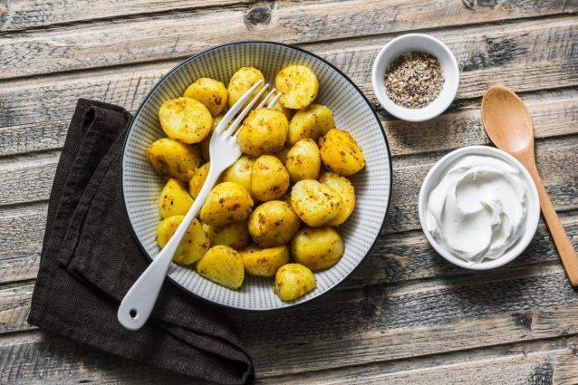 Ricette con le patate novelle