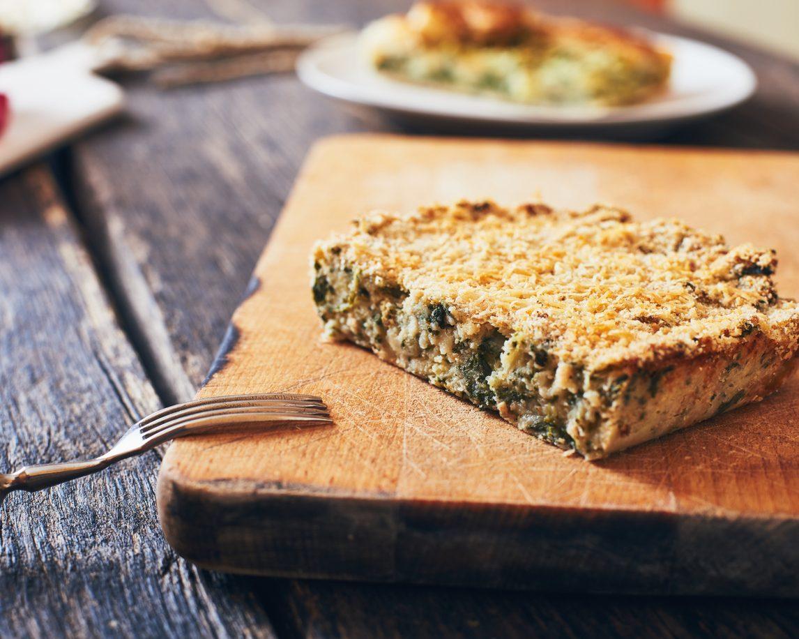 Polpettone di fagiolini e patate: la ricetta gustosa alla ligure