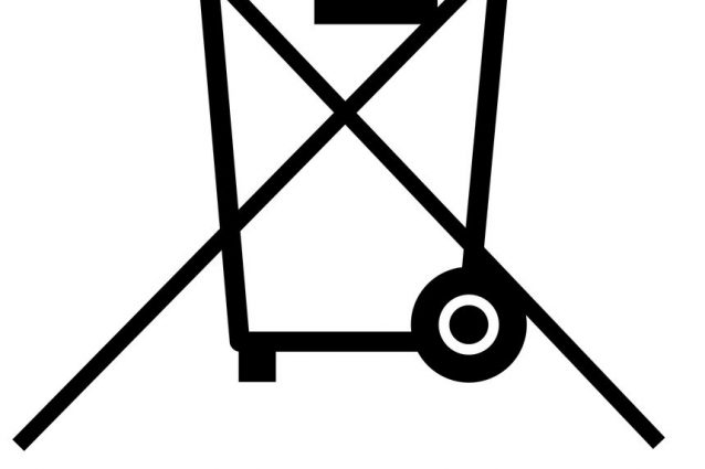 simboli differenziata: logo RAEE