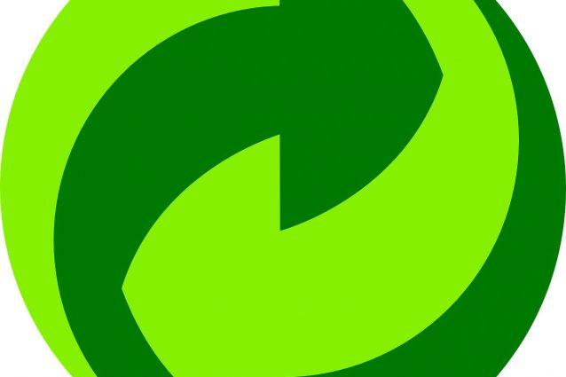simboli differenziata: punto verde