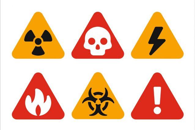 simboli differenziata: rifiuti speciali