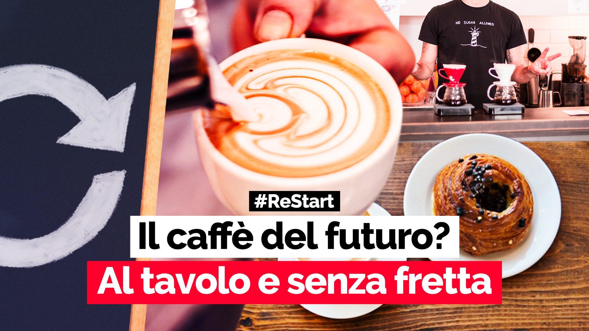Il caffè del futuro? Al tavolo e senza fretta secondo Dario Fociani di Faro Caffè