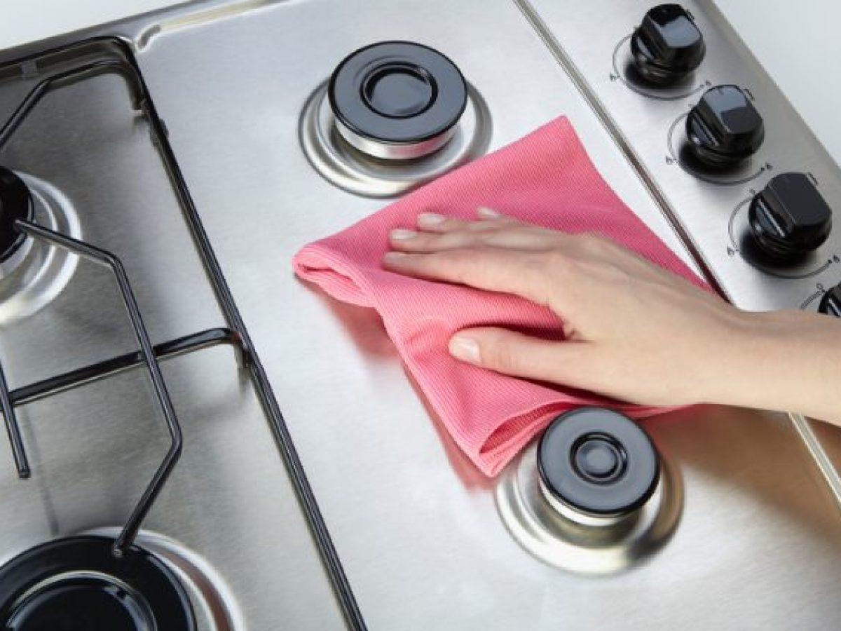Come Pulire I Fornelli Della Cucina In Poco Tempo E Senza Sforzo