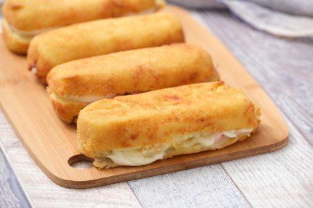Crocchè farcito: la ricetta del crocchè ripieno morbido e gustoso