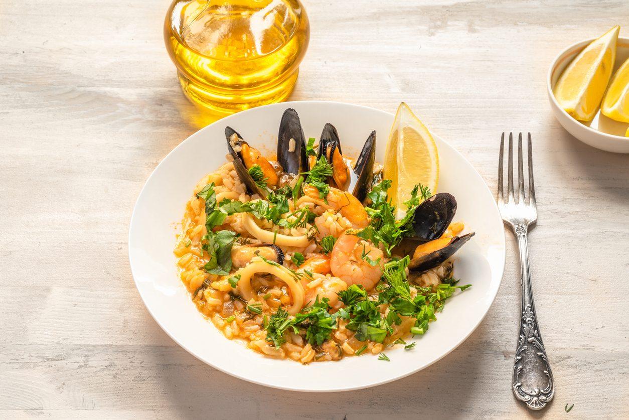 Fregola risottata ai frutti di mare: la ricetta del primo piatto tipico della cucina sarda