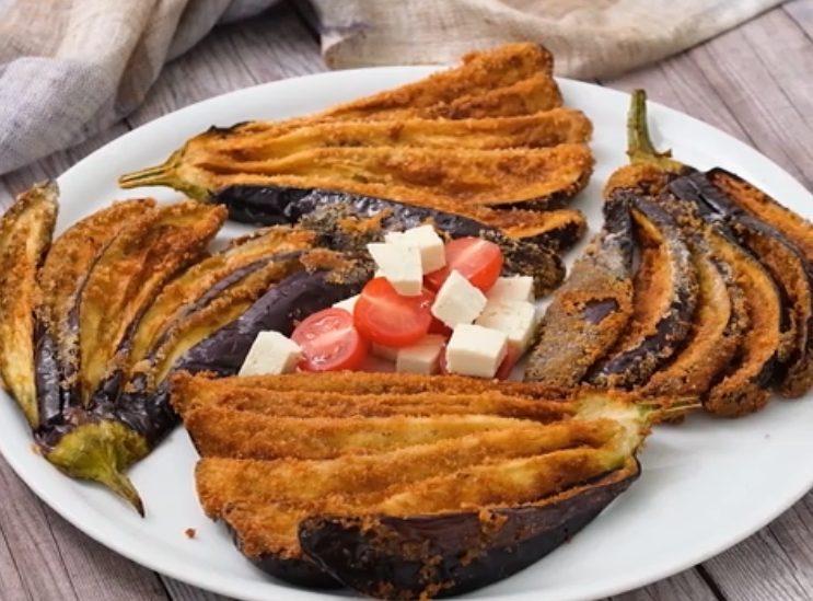 Melanzane fritte croccanti: la ricetta dell'antipasto facile e sfizioso