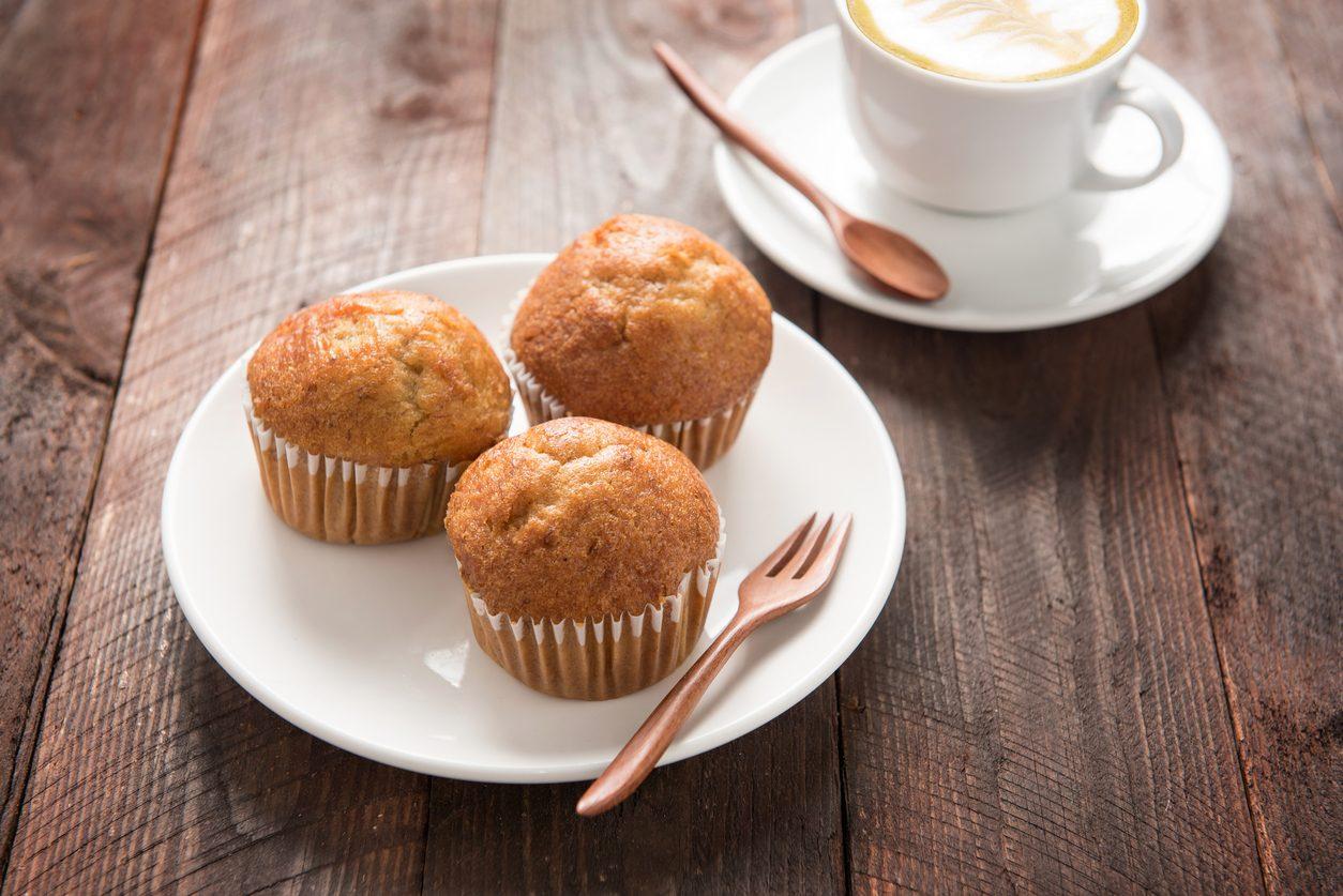 Muffin al caffè: la ricetta dei dolcetti soffici e profumati per la colazione o la merenda