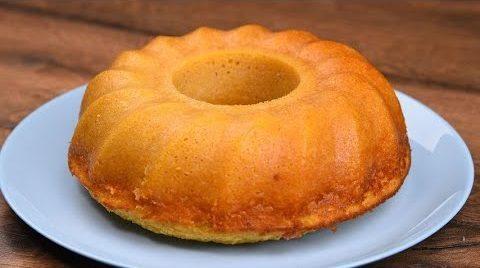 Torta di mais: la ricetta della torta soffice con farina di mais