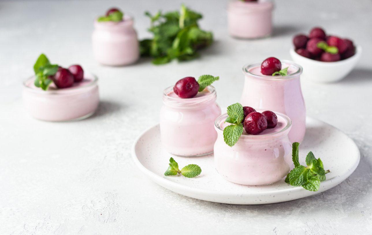 Budino alle ciliegie: la ricetta per un dessert estivo e fresco